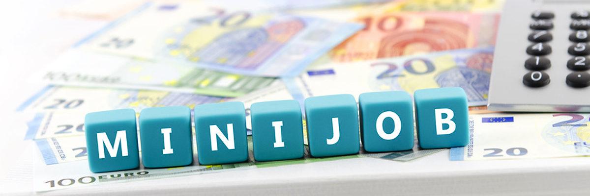 Geringfügige Beschäftigung Niedriglohngleitzone Oder Minijobs